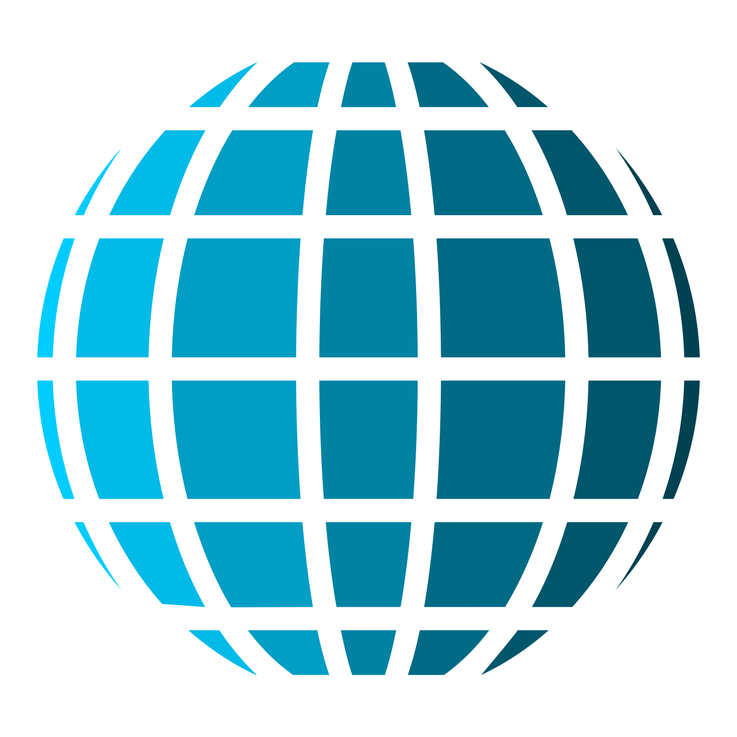 1500x1500 Vector For Free Use Blue Globe Vector