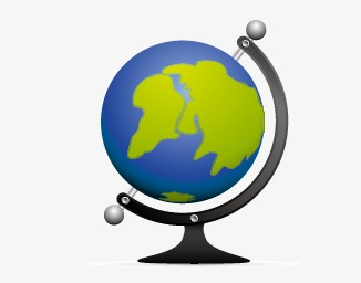 326x256 Globe, Vector Globe, Geography Globe Png And Vector For Free Download