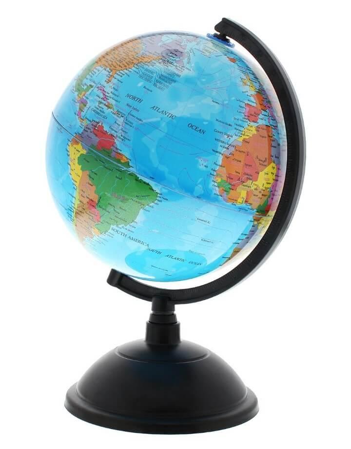 Globes Earth