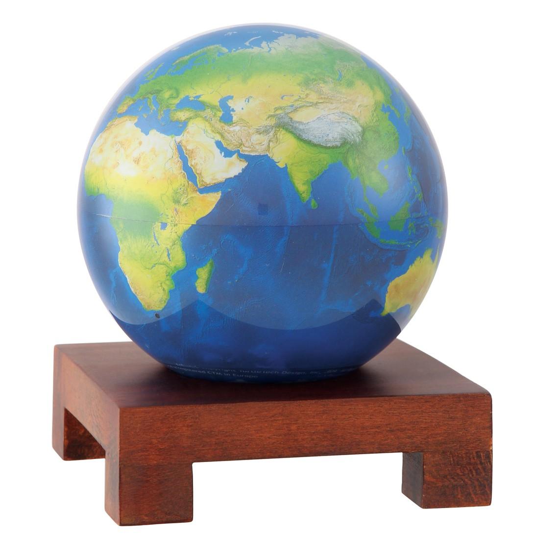 1141x1141 Mova Rotating World Globe Natural Earth 4.5 Inch Free Shipping