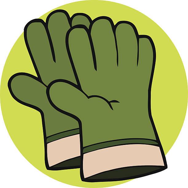 612x612 Glove Clipart Gardening Tool