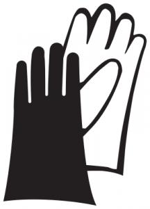 216x300 Gloves Clip Art Download