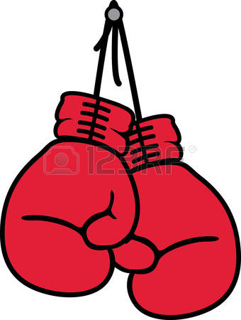 340x450 Glove Clipart Boxing