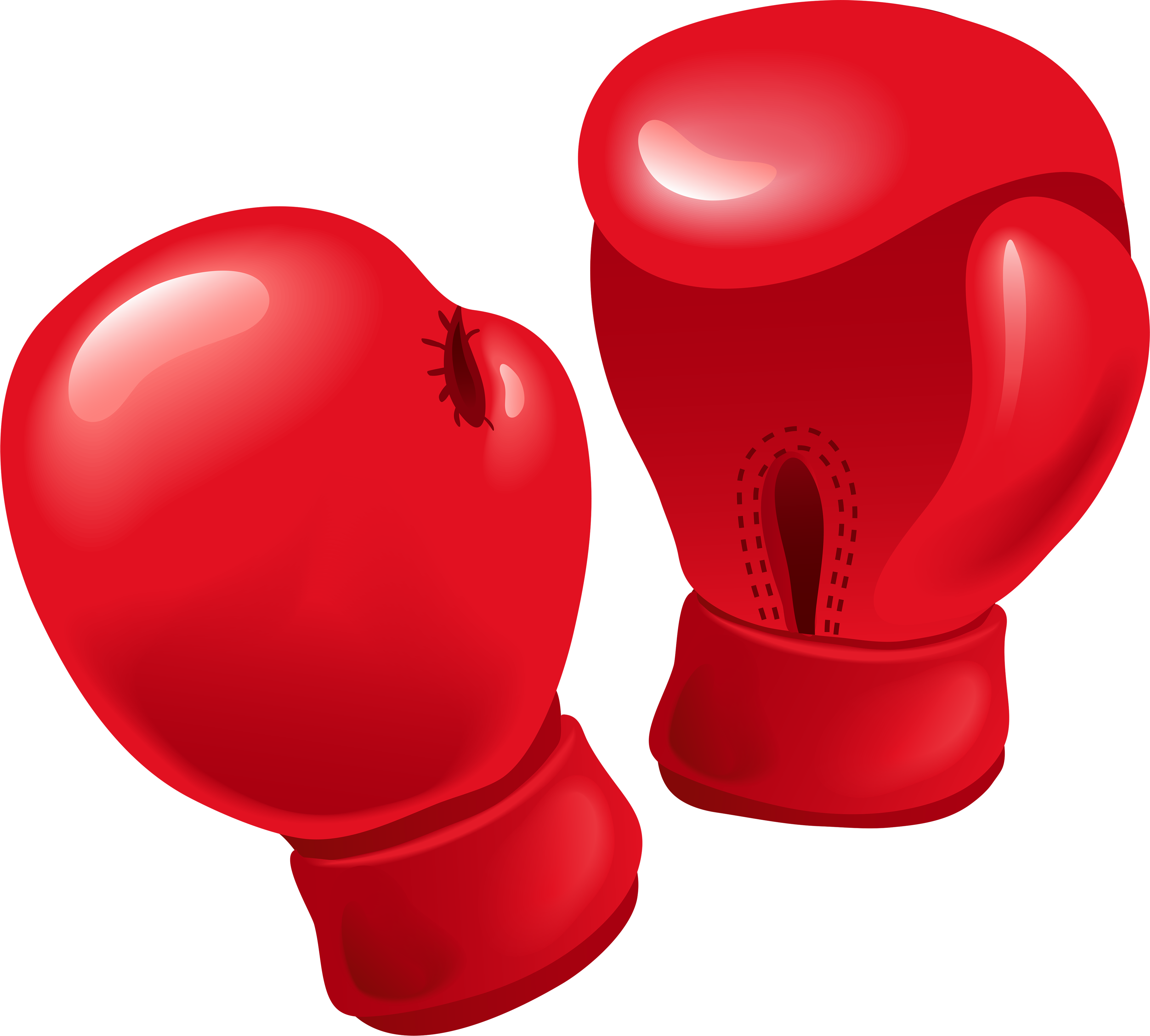 3508x3161 Boxer Clipart Red Boxing Glove