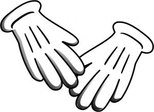 300x219 Gloves Clip Art Download