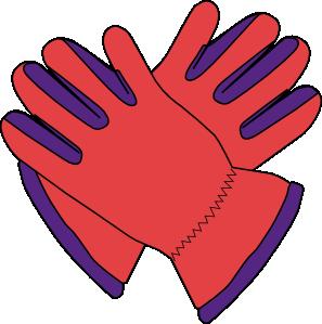 297x299 Gloves Clip Art Free Vector 4vector