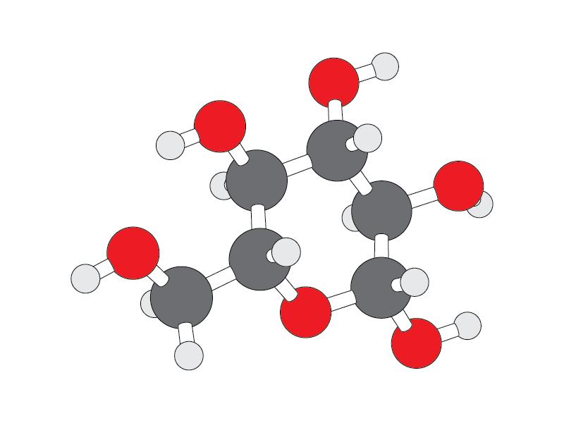 800x600 Molecule Clipart Glucose