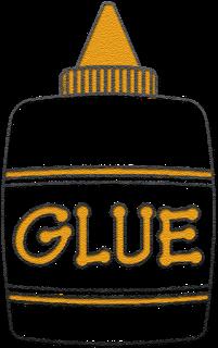 201x320 Artwork Clipart Glue