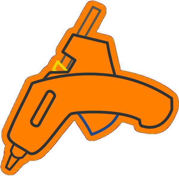 600x591 Hot Glue Gun Clip Art Cliparts