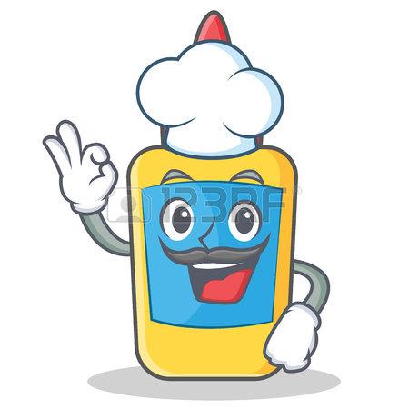 450x450 Money Eye Glue Bottle Character Cartoon Royalty Free Cliparts