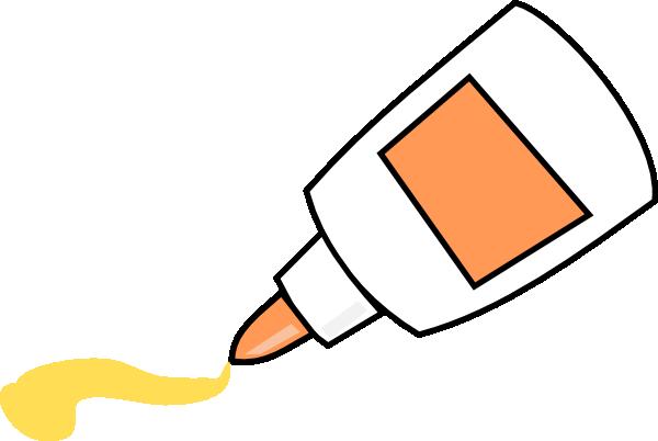 600x402 Glue Stick Clip Art