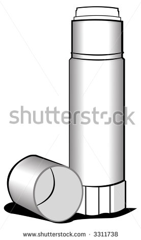 277x470 Cute Glue Bottle Clipart 2002257