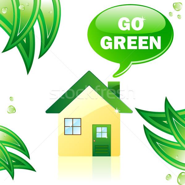 599x600 Go Green Stock Vectors, Illustrations And Cliparts Stockfresh
