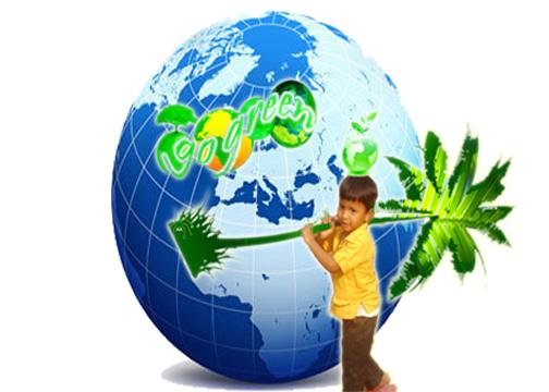 504x360 Go Green Earth Go Green India