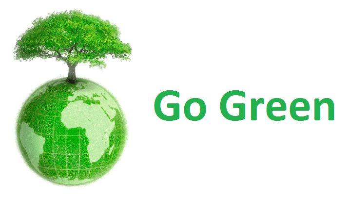 716x408 Go Green Images On Earth Day