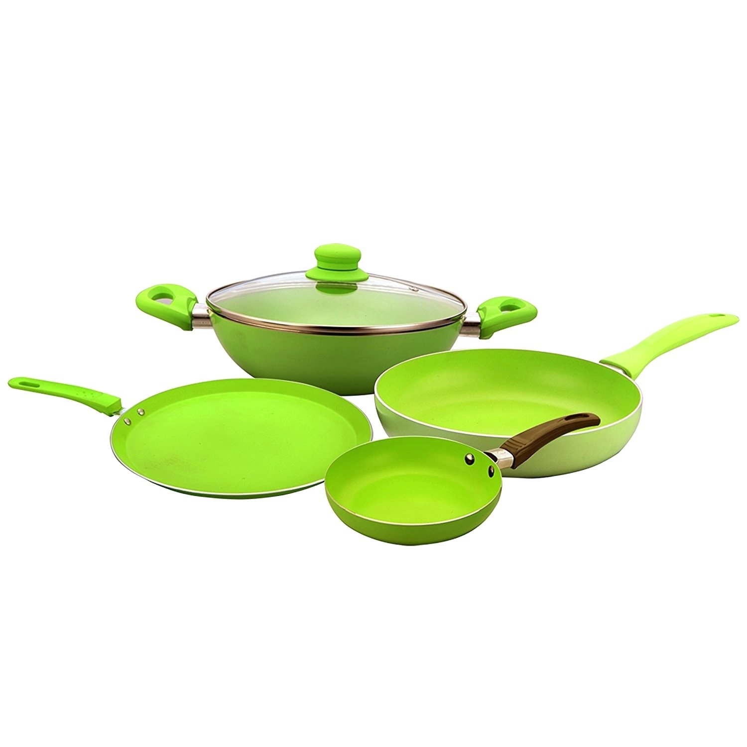 1500x1500 Green Life Fry Pans 12 Green Earth Frying Pan By Ozeri Green Life