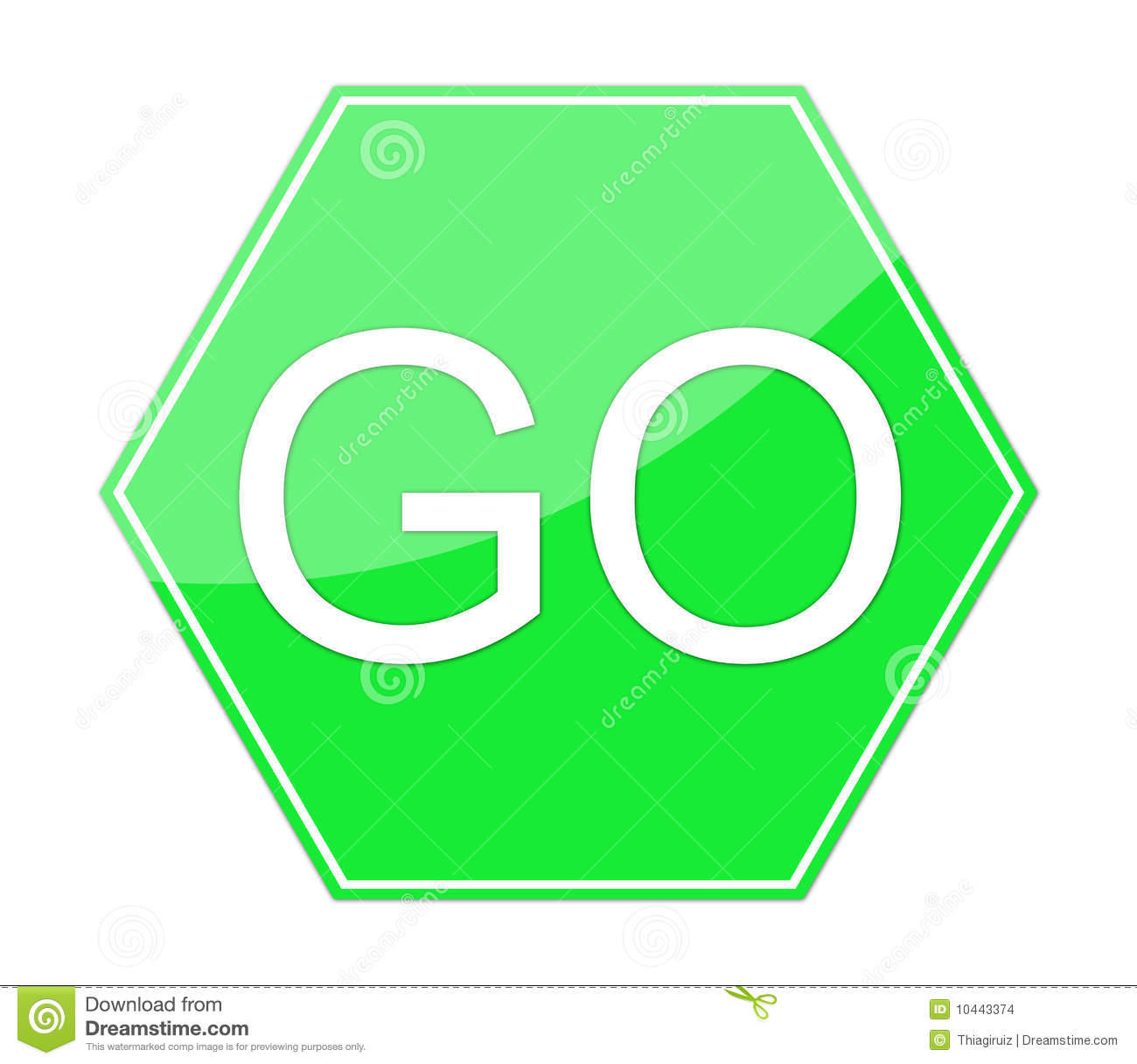 1300x1216 Go Sign Clipart
