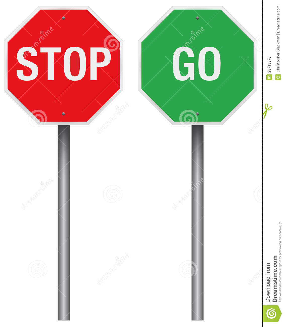 1134x1300 Stop And Go Signs Clipart Panda
