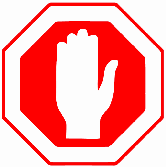 680x683 Stop Sign Free Vector 3kb Clipart Clip Art Images Image 5