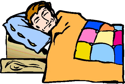 477x322 Bed Clipart Rest Sleep