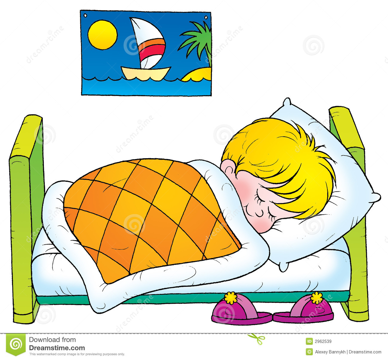 Go To Bed Clipart | Free download on ClipArtMag
