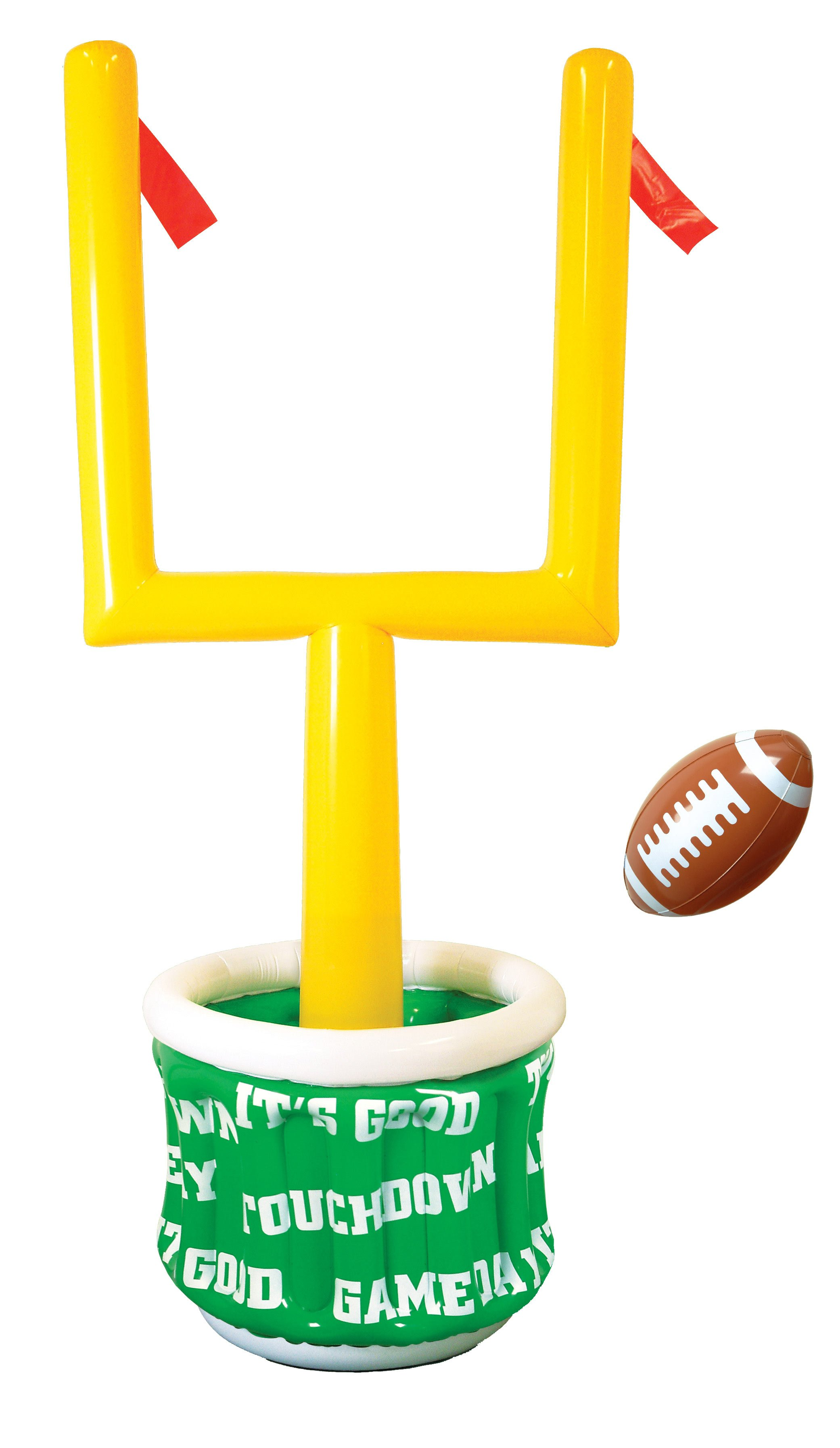 2082x3588 Football Goal Post Clipart