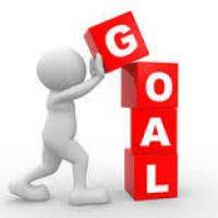 200x200 Goals Clipart Free