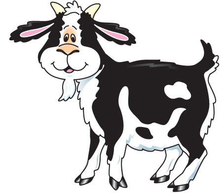 446x392 Goat Clip Art Free Download Free Clipart Images 3