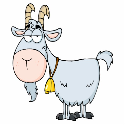 512x512 Free Clipart Goat