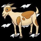 160x160 Abeka Clip Art Spotted Goat