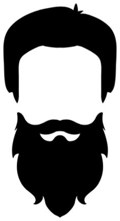 Goatee Clipart