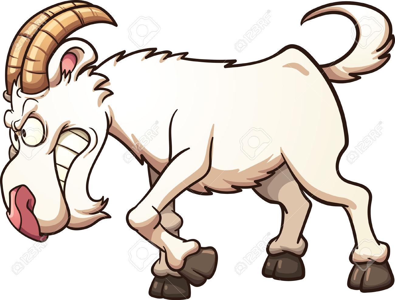 1300x989 Billy Goat Clipart Pygmy Goat