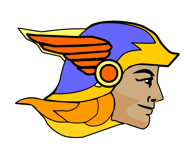 800x615 Free Hermes Clip Art