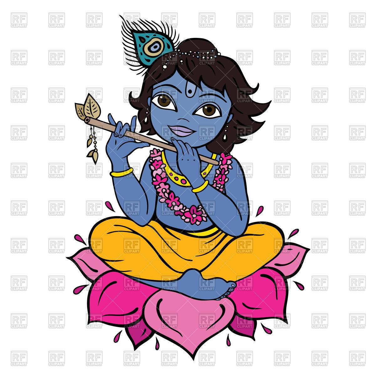 1200x1200 Hindu God Krishna
