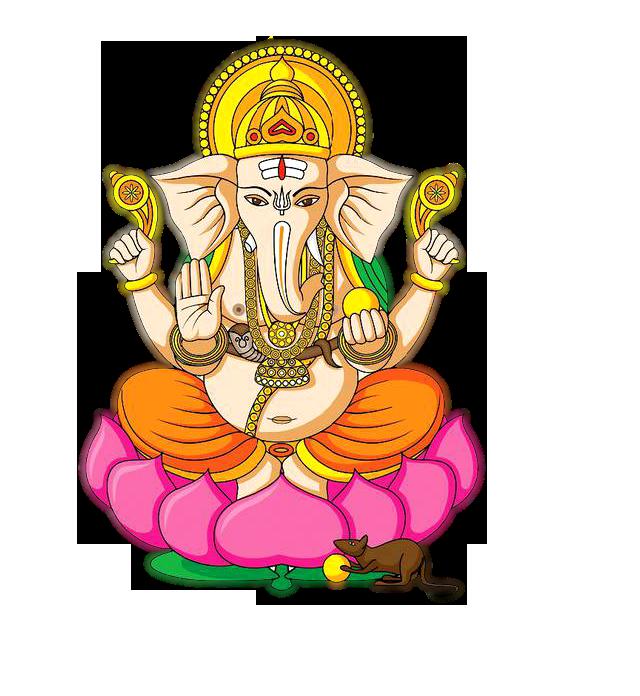 640x696 Hindu Clipart God Ganesha