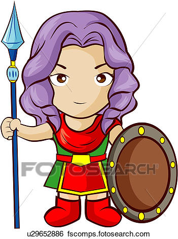 351x470 Clip Art Of Athena, Myth, God, Greek Mythology, Mythical