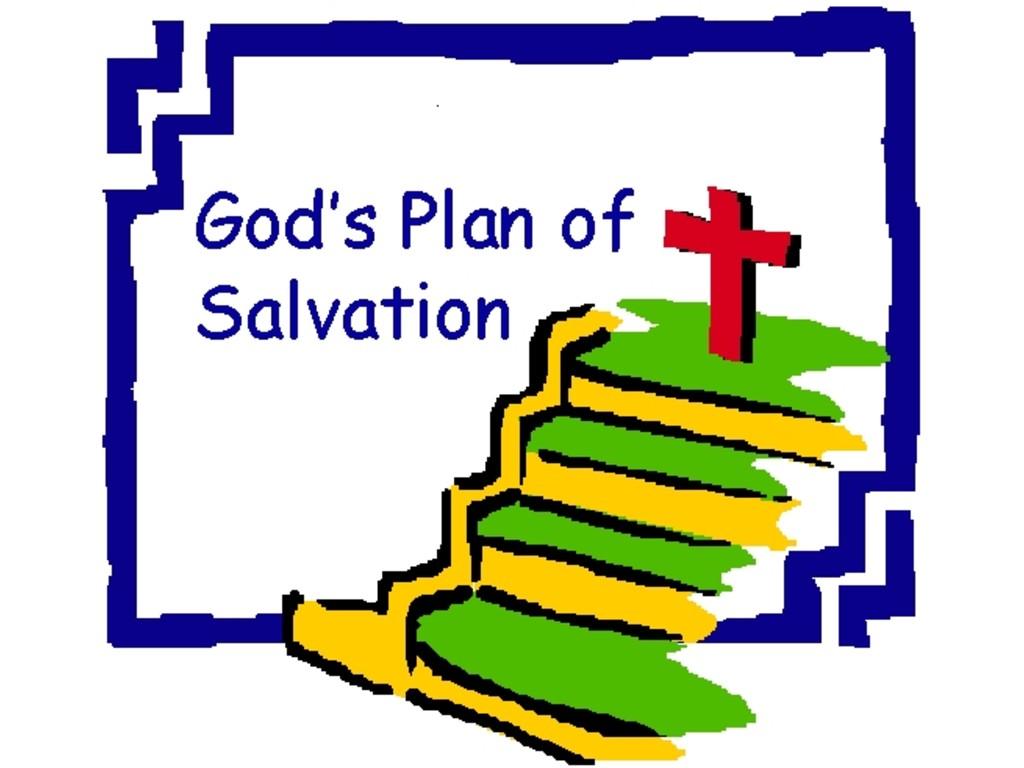 1024x768 Gods Clipart Salvation