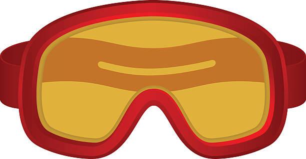 612x319 Goggles Clipart Vector