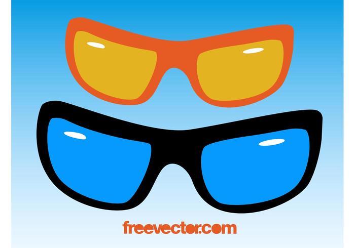 700x490 Sunglasses Vector Clip Art