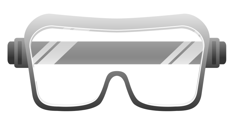 800x427 Safety Goggles Swimming Clipart