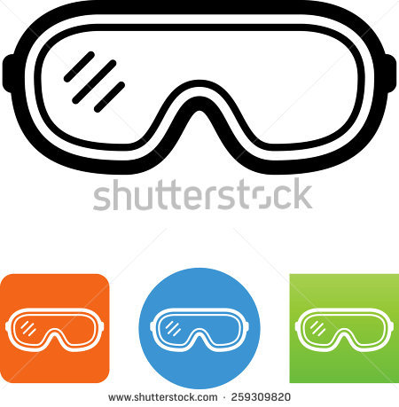 450x459 Science Clipart Safety Glass