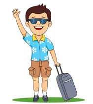 189x210 Travel Clipart Family Holiday