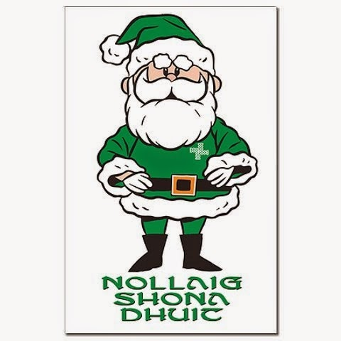 480x480 Are You Going Home For Christmas ~ Nearly Irish