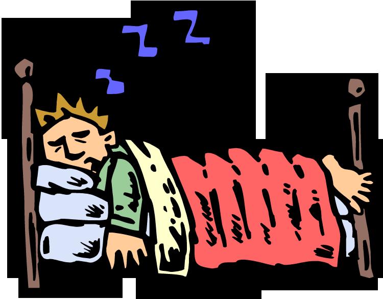 750x585 Bed Clipart Sleep Early