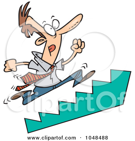 450x470 Going Up Stairs Clipart Collection
