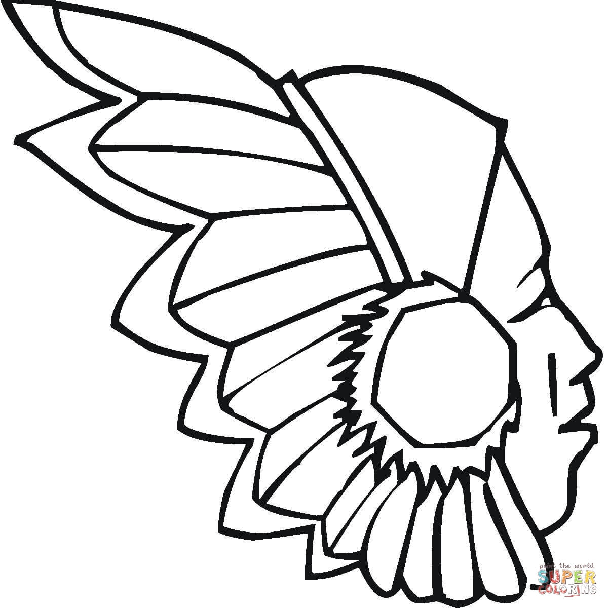 1200x1200 Excellent Ideas Indian Coloring Pages Native Americans Free