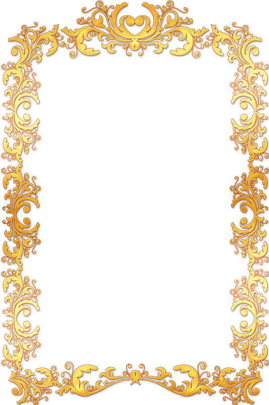 Gold Border Clipart Free Download Best Gold Border