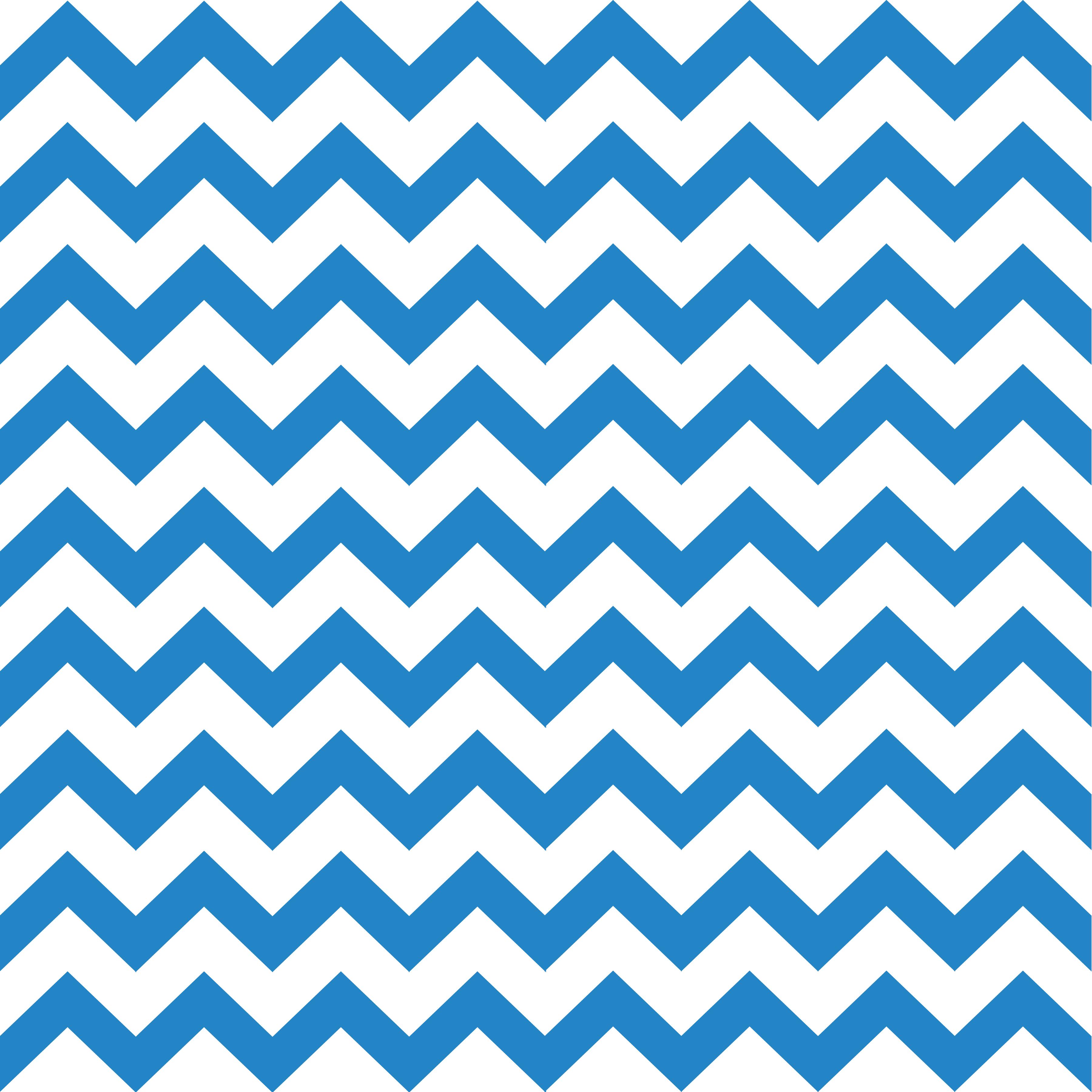 3600x3600 Blue Chevron Clip Art