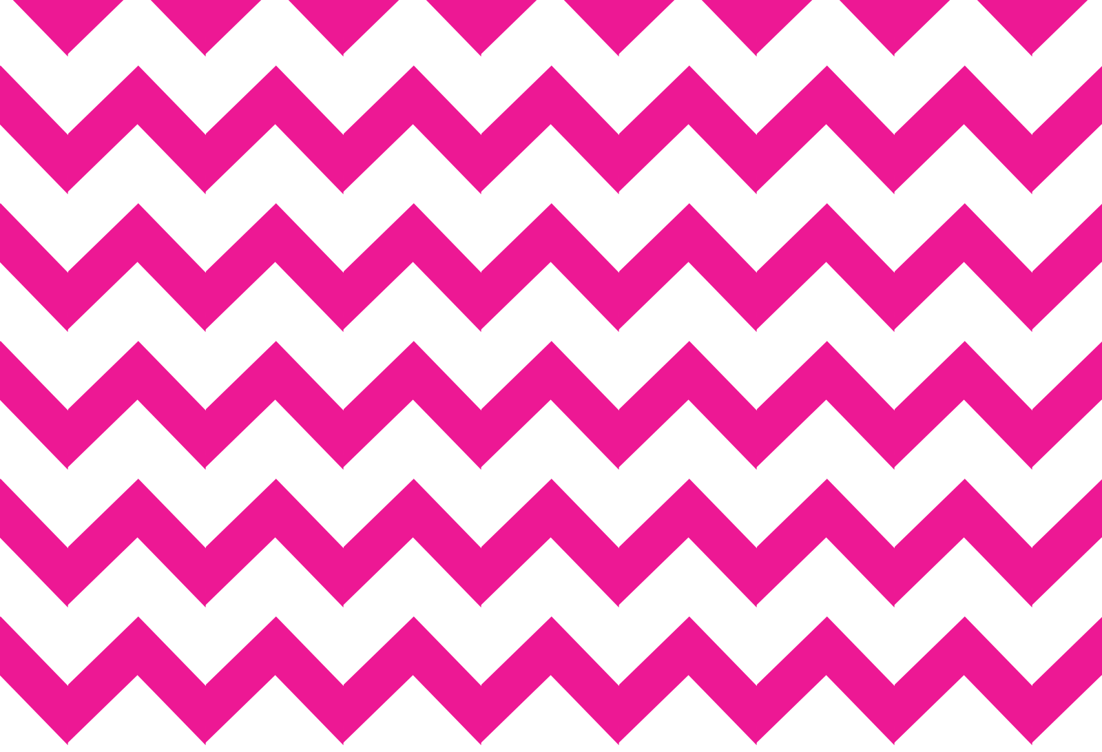 1600x1092 Hot Pink Chevron Background