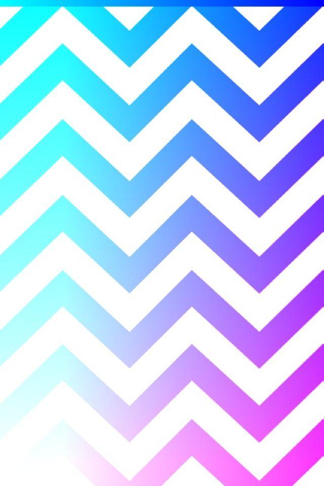 640x960 Pink Chevron Clipart